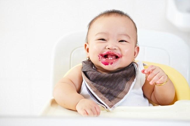 Vitamin alami untuk Bayi