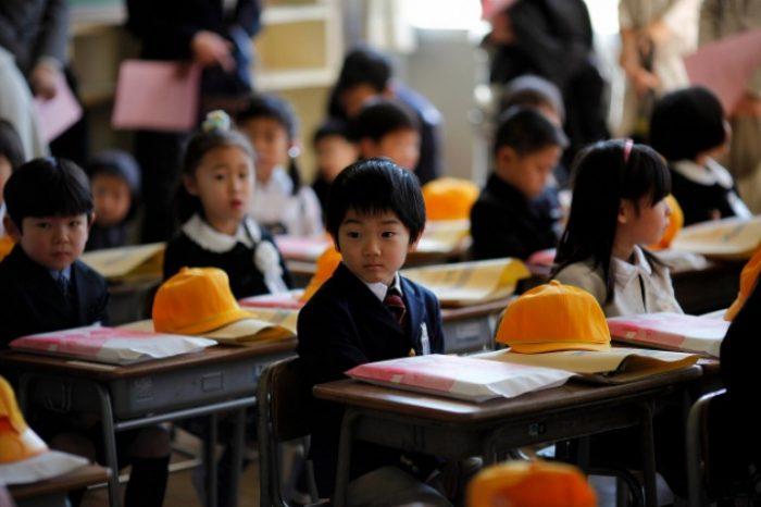 Pendidikan Anak Usia Dini di Jepang