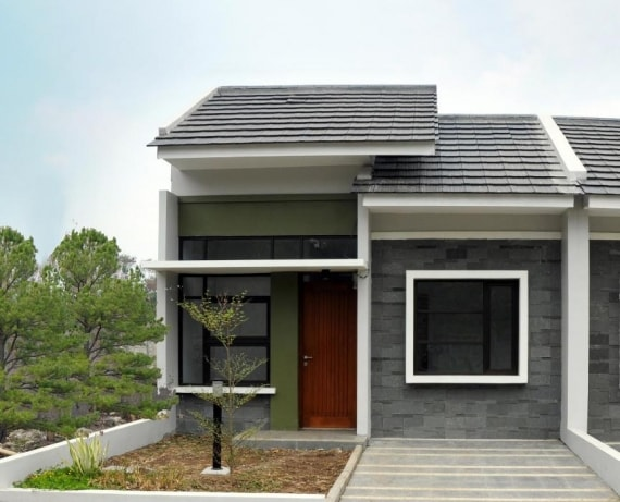 10 Contoh Rumah Type 21 Minimalis Terbaik - Masandy.com