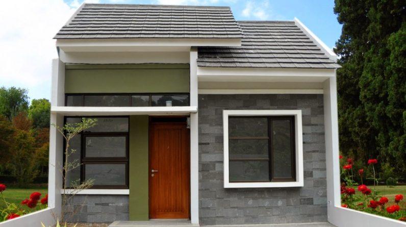 Contoh Rumah Type 21