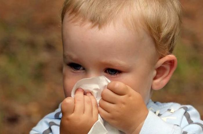 Penyakit Flu Pada Bayi
