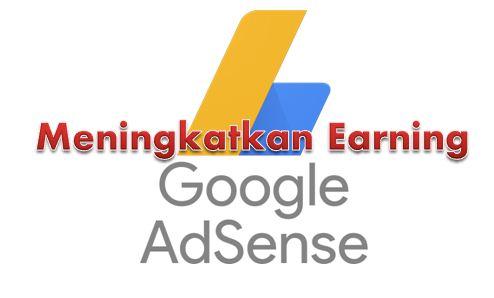 Trik Meningkatkan Pendapatan AdSense