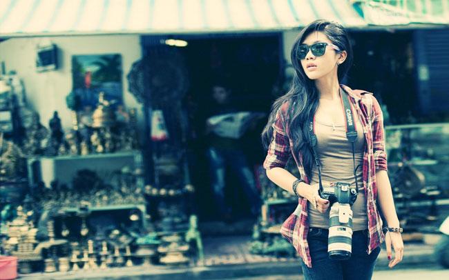 fotografer cantik