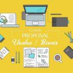 Contoh Makalah Proposal Bisnis