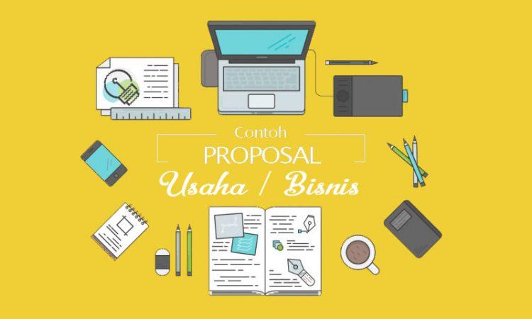 makalah proposal bisnis