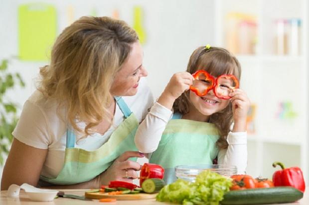 mengenal nutrisi pada anak