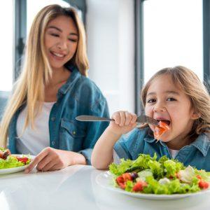 nutrisi pada anak