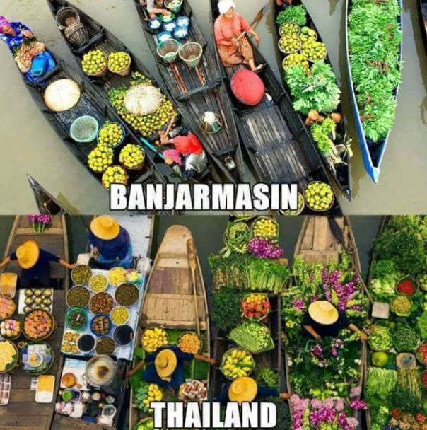 Tempat Wisata Indonesia yang Mirip dengan di Luar Negeri