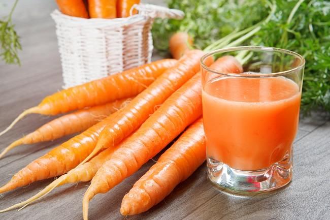 Manfaat Juice Wortel
