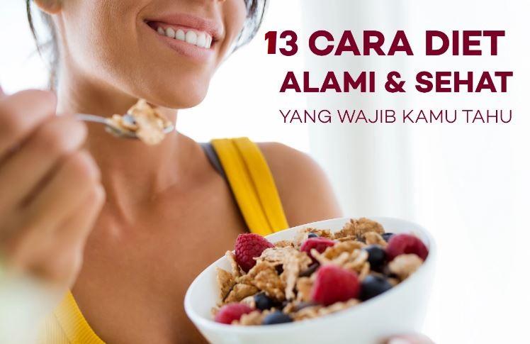 cara diet yang baik dan sehat