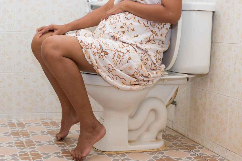 diare pada awal kehamilan