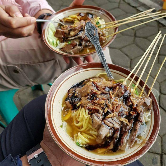 Mie Ongklok Makanan Khas Wonosobo