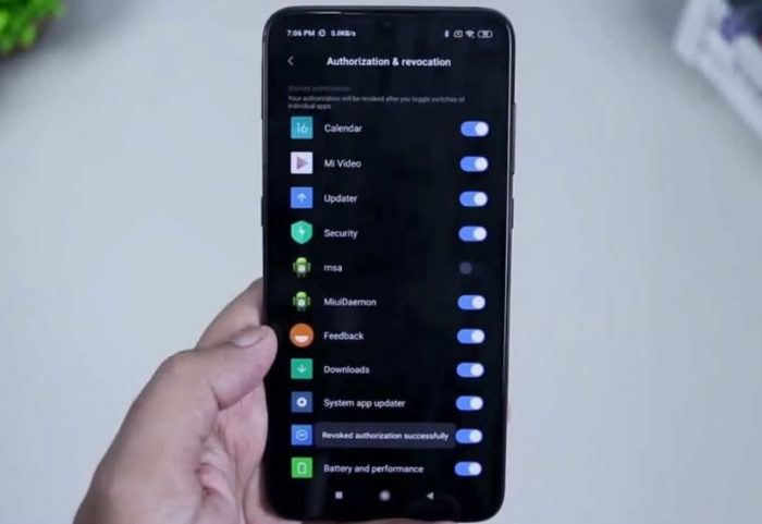 Menghilangkan Iklan di HP Xiaomi dengan MSA