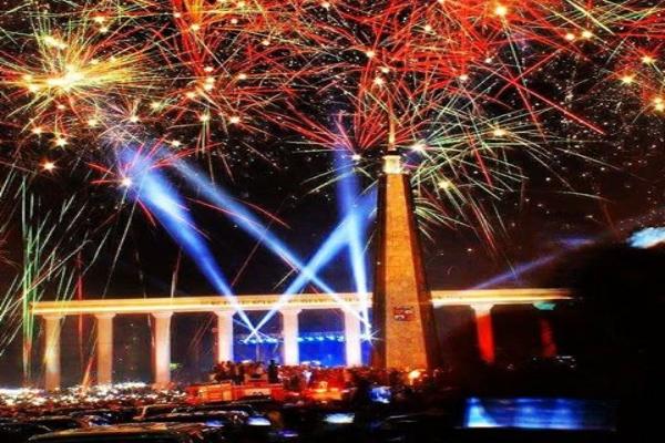 Rekomendasi Tempat Tahun Baruan di Bogor