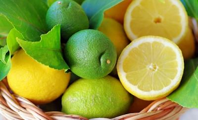 Mengobati Amandel dengan jeruk nipis
