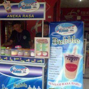 peluang usaha minuman bubble drink