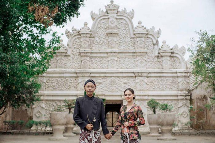 prewedding Taman Sari yogyakarta