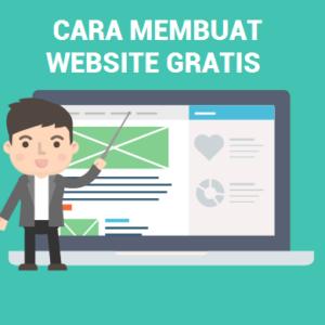 Cara Mudah Membuat Website Gratis