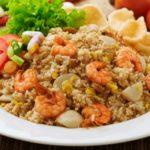 Cara Membuat Nasi Goreng Seafood Enak