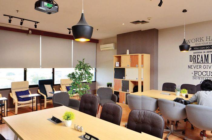 desain bangunan kantor