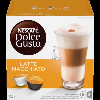 Latte Macchiato NESCAFE Dolce Gusto