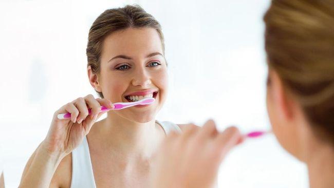teknik menyikat gigi yang benar