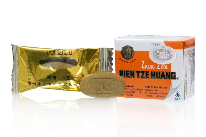 Memelihara Kesehatan Hati dengan Pien Tze Huang