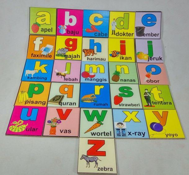 Meningkatkan Kemampuan Membaca Anak