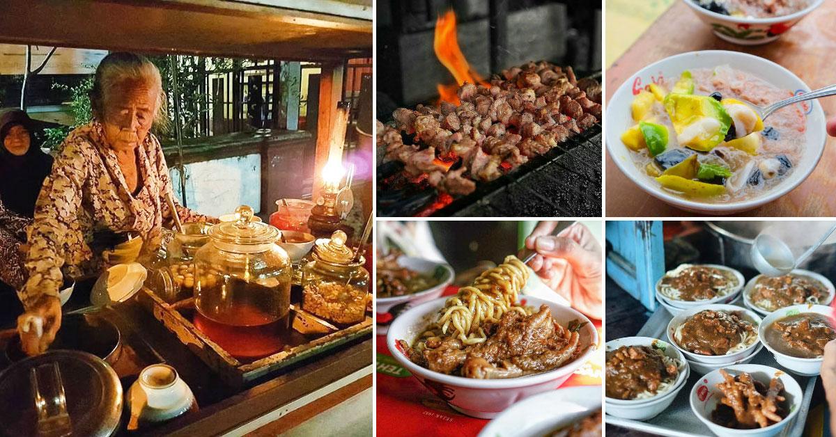 Tempat Wisata Kuliner di Yogya