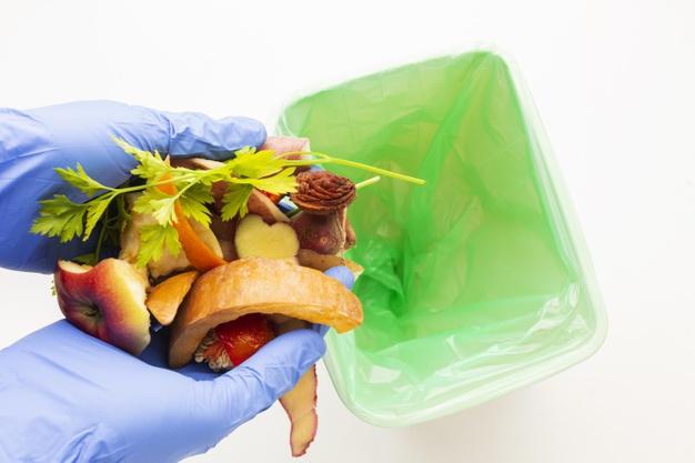 gaya hidup bebas sampah makanan