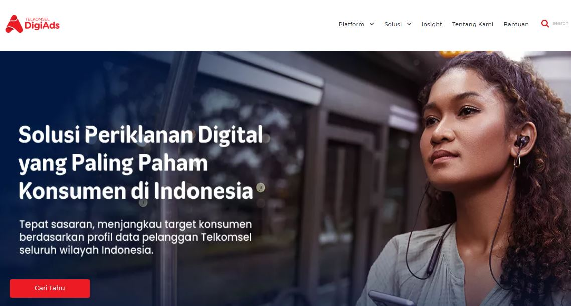 digital advertising service